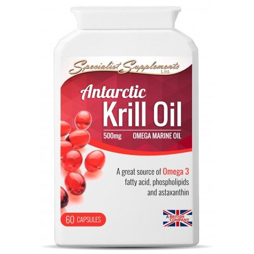 krill oil heart health