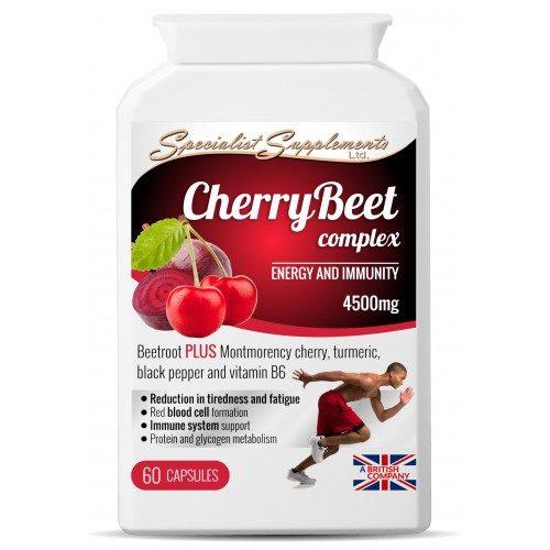 cherry beetroot antioxidant