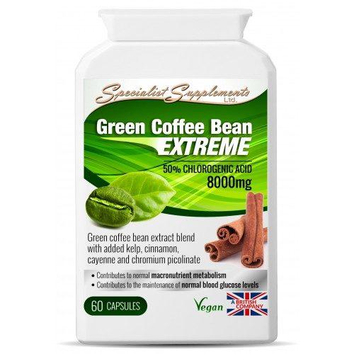 green coffee bean appetite suppressant