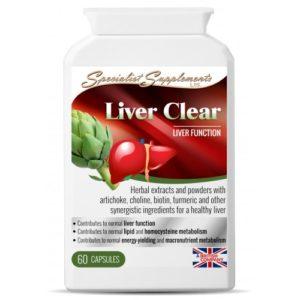 herbal liver detox