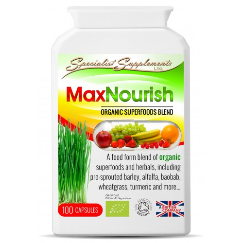 max nourish superfood