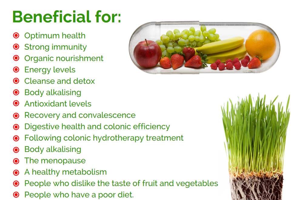 natural health food supplement