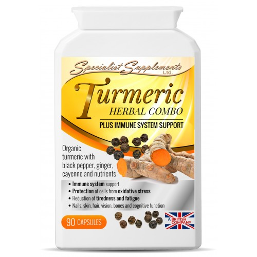 high strength turmeric