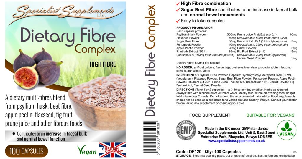 natural fibre supplement