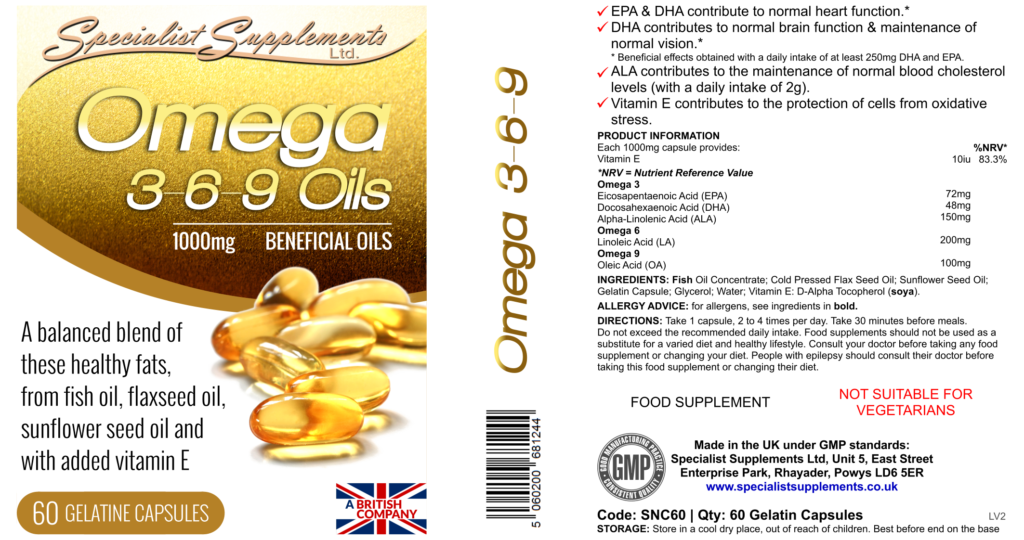 low cost omega3
