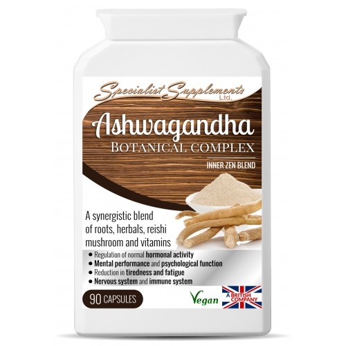 ashwaganda health benefits