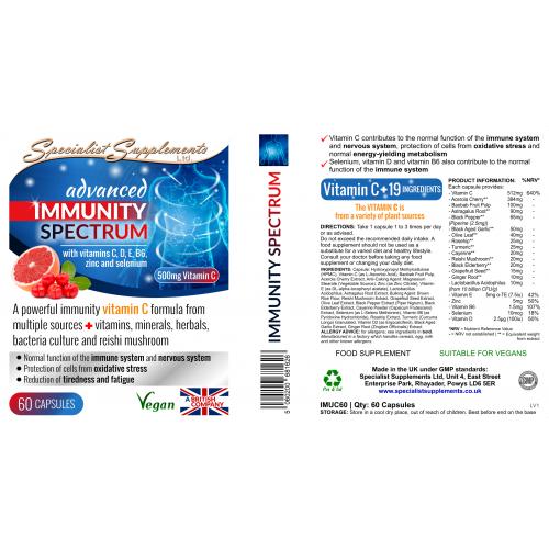 immunity supplement