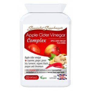 apple cider vinegar supplement